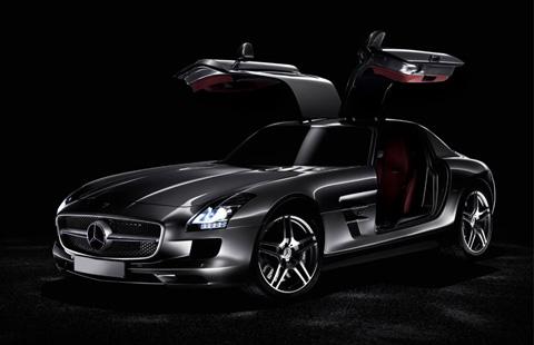 Mercedes-Benz SLS AMG big-1