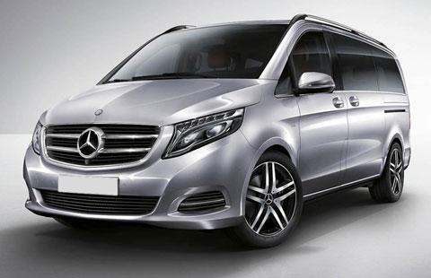 Mercedes-Benz V-Class (ex Viano) big-1