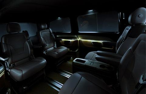 Mercedes-Benz V-Class (ex Viano) big-2