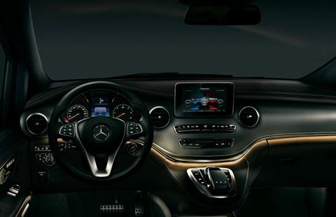 Mercedes-Benz V-Class (ex Viano) big-3