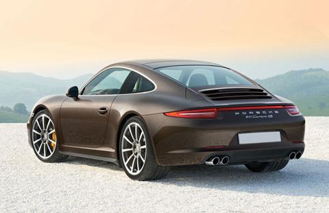 Porsche 911 big-3