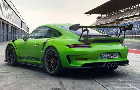 Porsche 911 GT3 RS big-3
