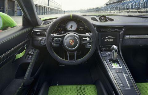 Porsche 911 GT3 RS big-4