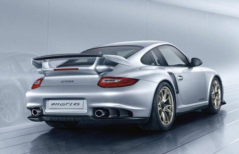 Porsche GT2 RS big-3