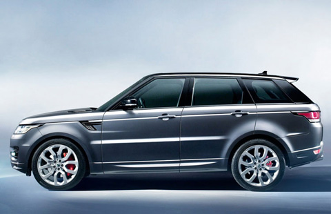 rent range rover sport in europe italy french riviera germany. Black Bedroom Furniture Sets. Home Design Ideas