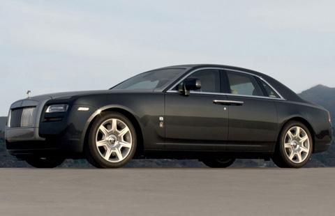 Rolls-Royce Ghost big-1
