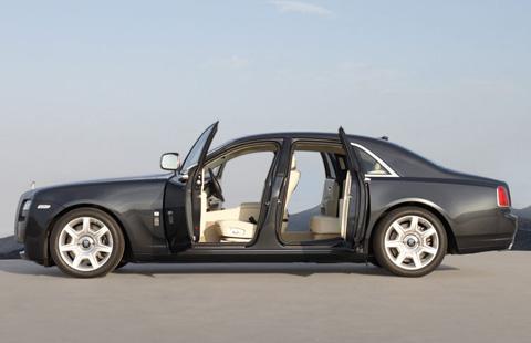 Rolls-Royce Ghost big-2