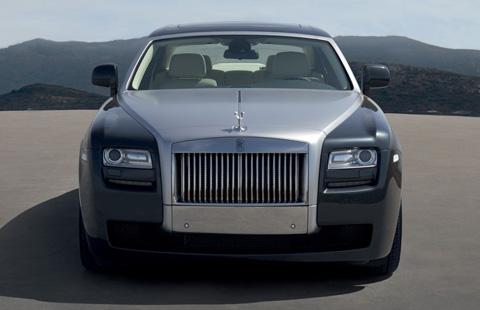 Rolls-Royce Ghost big-3