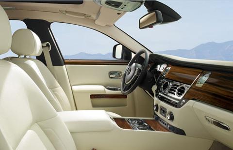 Rolls-Royce Ghost big-4