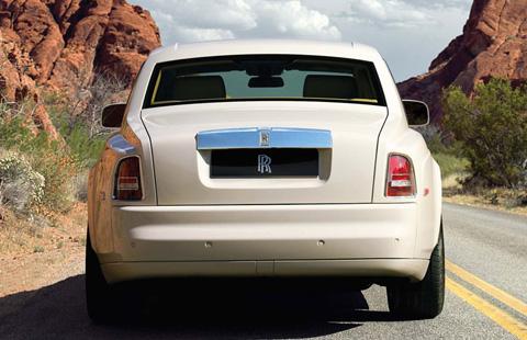 Rolls-Royce Phantom big-3