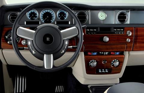 Rolls-Royce Phantom big-4