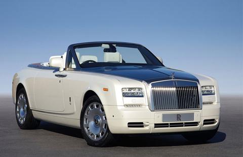 Rolls-Royce Phantom Drophead Coupé big-1