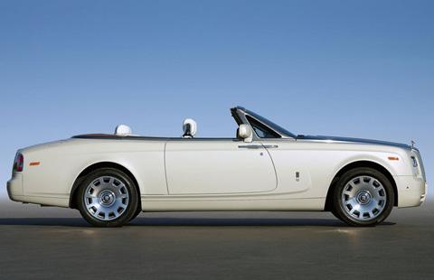 Rolls-Royce Phantom Drophead Coupé big-2