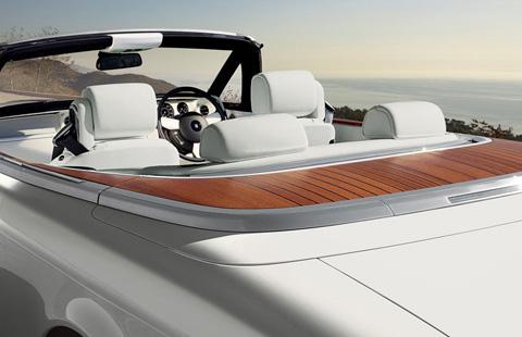 Rolls-Royce Phantom Drophead Coupé big-4