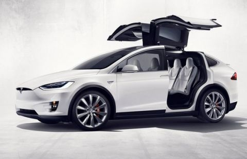 Tesla Model X 100D big-3
