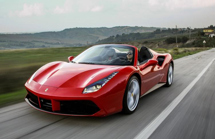 Europe Top Rent Rent Ferrari 488 Spider Aston Martin
