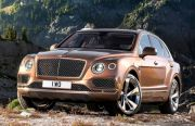 Bentley Bentayga thumb-1