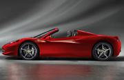 Ferrari 458 Spider thumb-2