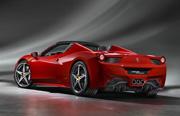 Ferrari 458 Spider thumb-3
