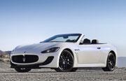 Maserati Grancabrio MC thumb-1