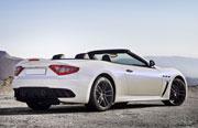 Maserati Grancabrio MC thumb-2