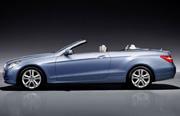 Mercedes-Benz E-Class Cabrio thumb-2