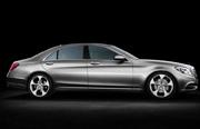 Mercedes-Benz S-Class thumb-2