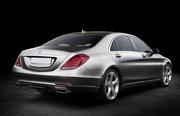Mercedes-Benz S-Class thumb-3