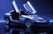 Mercedes-Benz SLR AMG thumb-2