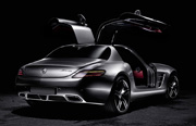 Mercedes-Benz SLS AMG thumb-3